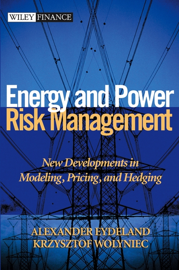 Alexander Eydeland Energy and Power Risk Management. New Developments in Modeling, Pricing, and Hedging managing the store