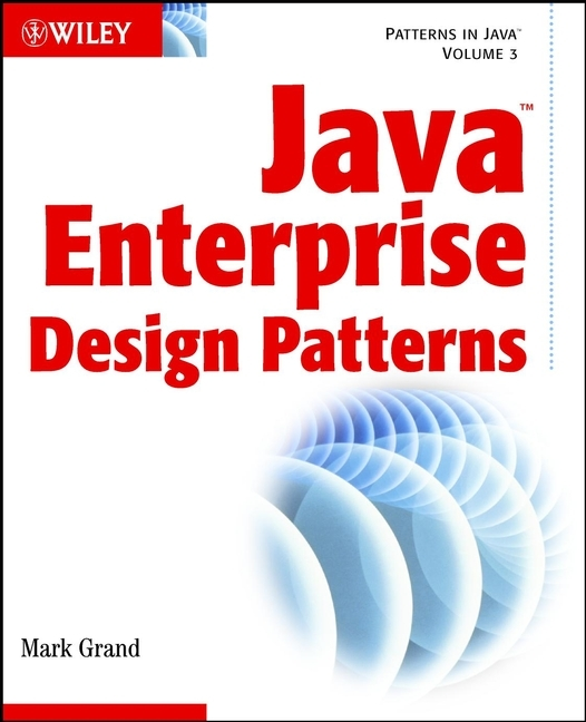Mark  Grand Java Enterprise Design Patterns. Patterns in Java wilson футболка мужская wilson