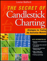 Louise  Bedford - The Secret of Candlestick Charting. Strategies for Trading the Australian Markets