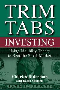 Charles  Biderman - TrimTabs Investing. Using Liquidity Theory to Beat the Stock Market