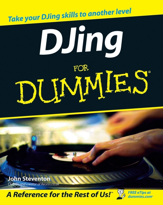 John Steventon DJing for Dummies mastering english prepositions