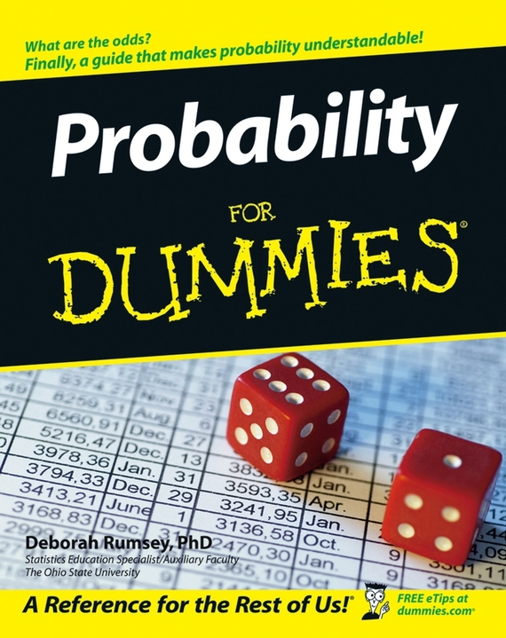Deborah Rumsey J. Probability For Dummies deborah rumsey j statistics for dummies