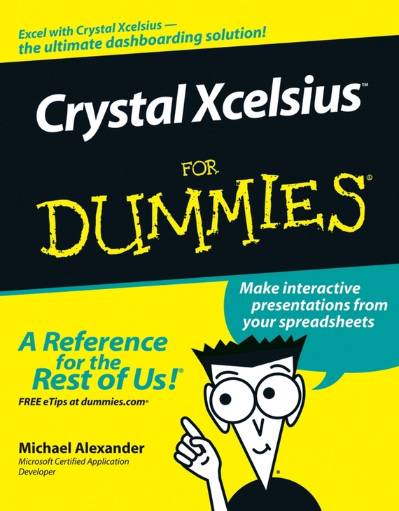 Michael Alexander Crystal Xcelsius For Dummies an intranet based system for securities trading