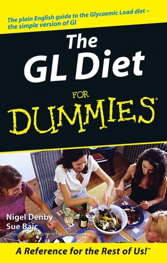Nigel Denby The GL Diet For Dummies the skinny gut diet