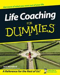 Jeni  Mumford - Life Coaching For Dummies