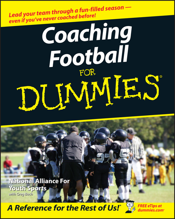 Greg Bach Coaching Football For Dummies аксессуар new wallet new s