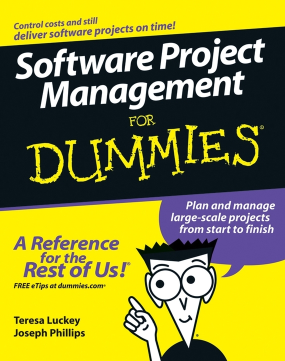 Joseph Phillips Software Project Management For Dummies 1080p android management software 8g pcba board
