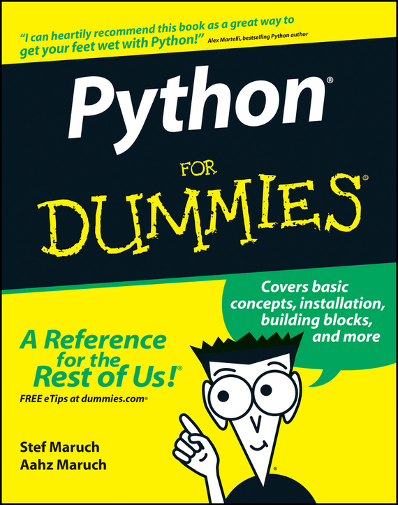 Stef Maruch Python For Dummies derek james android game programming for dummies