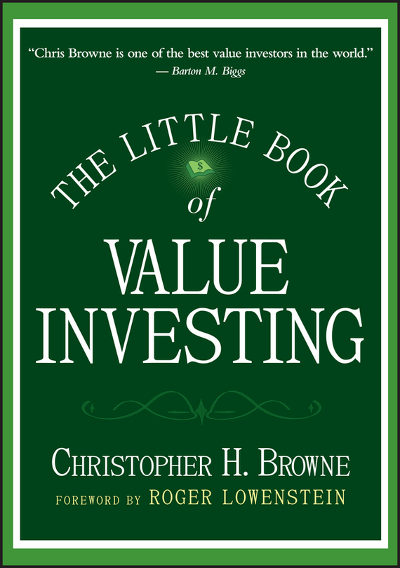 Roger Lowenstein The Little Book of Value Investing the little book of batman