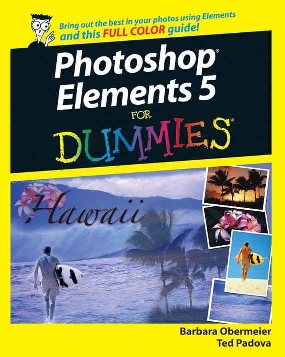 Barbara Obermeier Photoshop Elements 5 For Dummies simple men s wallet with solid color and letter print design
