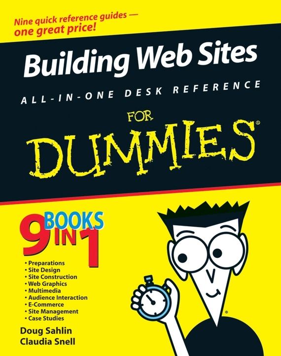 Doug  Sahlin Building Web Sites All-in-One Desk Reference For Dummies feel and find fun building site