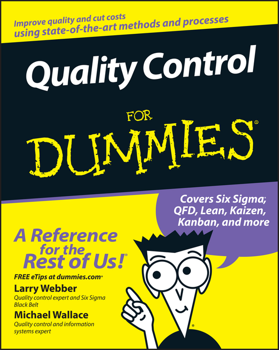 Michael  Wallace Quality Control for Dummies ботики jj gobi