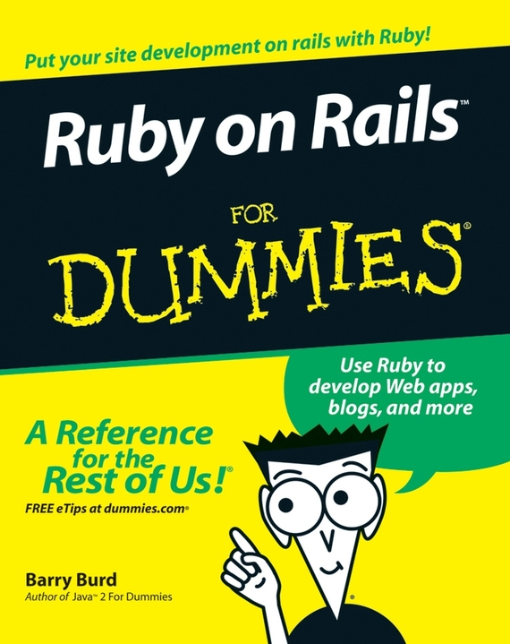 Barry Burd A. Ruby on Rails For Dummies blogs in slovakia