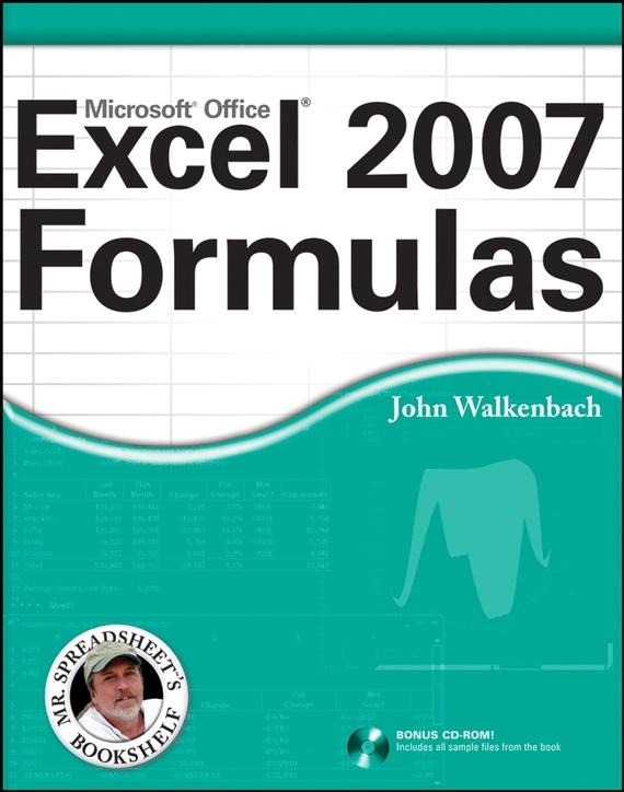 John  Walkenbach Excel 2007 Formulas john walkenbach excel 2010 for dummies quick reference
