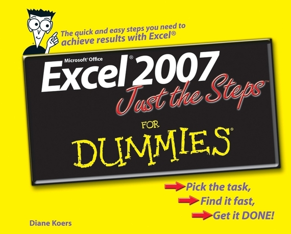 Diane Koers Excel 2007 Just the Steps For Dummies banknotes of the world 2007 банкноты стран мира 2007 выпуск 7