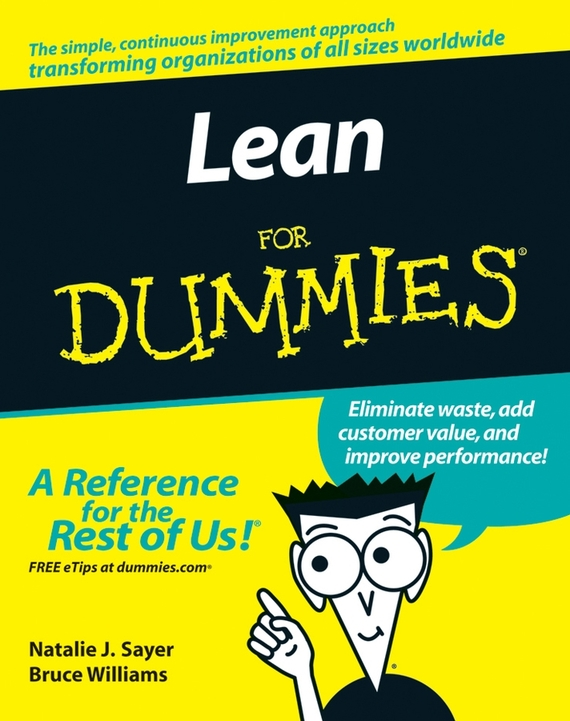 Bruce  Williams Lean For Dummies seena sharp competitive intelligence advantage how to minimize risk avoid surprises and grow your business in a changing world