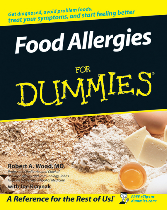 Joe Kraynak Food Allergies For Dummies what did you eat yesterday volume 3