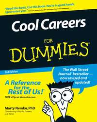 Nemko - Cool Careers For Dummies