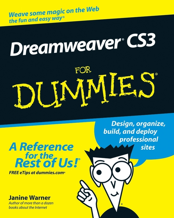 Janine  Warner Dreamweaver CS3 For Dummies