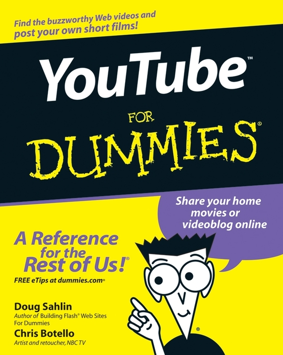 Doug Sahlin YouTube For Dummies youtube and video marketing an hour a day