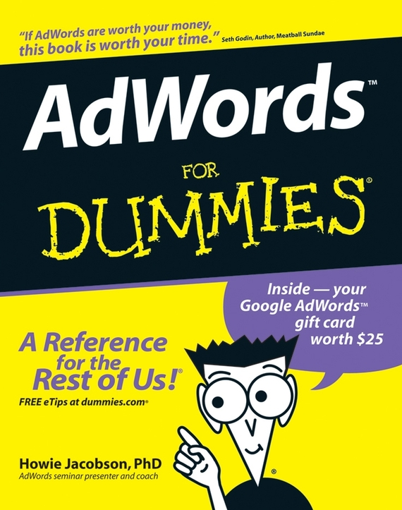 Howie Jacobson AdWords For Dummies ISBN: 9780470224403 relation extraction from web texts with linguistic and web features
