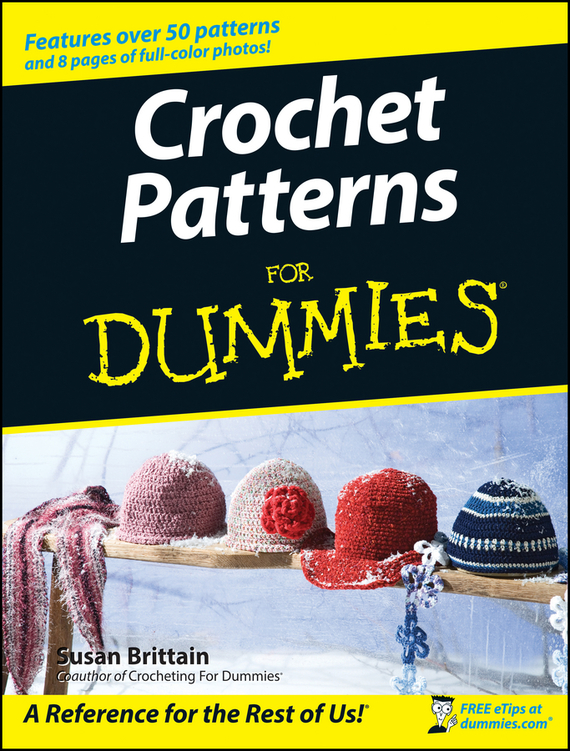 Susan Brittain Crochet Patterns For Dummies mesh see through cut out crochet tights