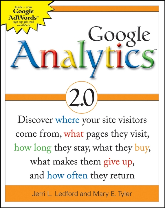 Jerri L. Ledford Google Analytics 2.0