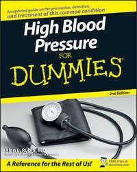 Alan L. Rubin - High Blood Pressure for Dummies