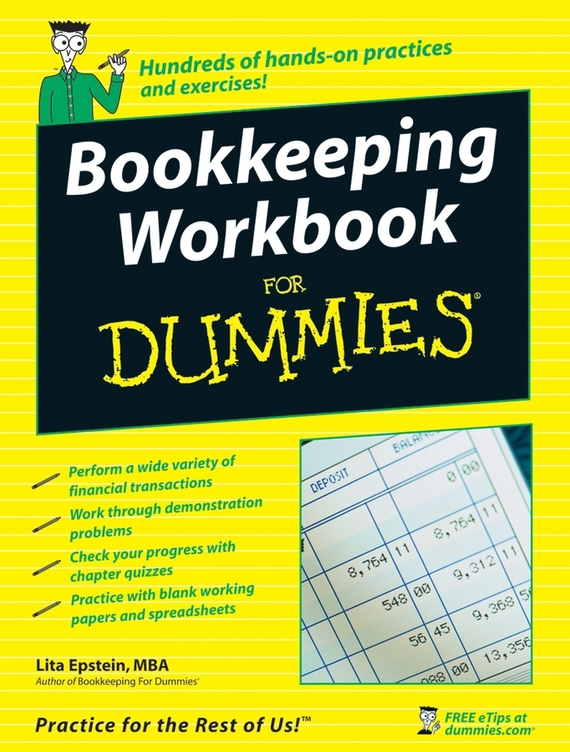 Lita  Epstein Bookkeeping Workbook For Dummies rene kratz fester biology workbook for dummies