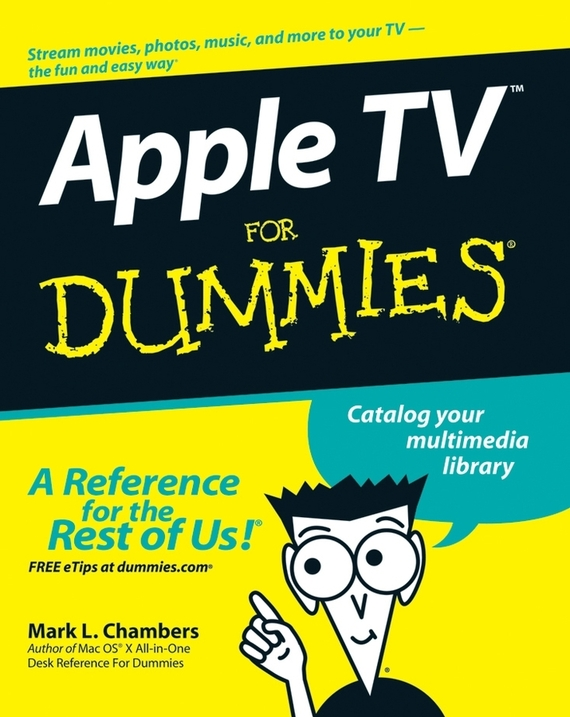 Mark Chambers L. Apple TV For Dummies