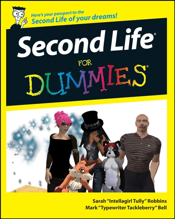 Sarah Robbins Second Life For Dummies cheer