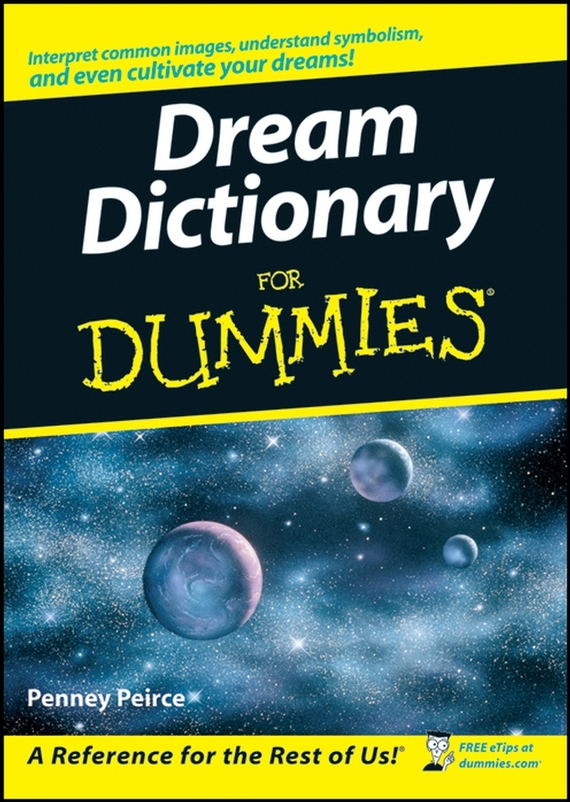 Penney  Peirce Dream Dictionary For Dummies duncan bruce the dream cafe lessons in the art of radical innovation