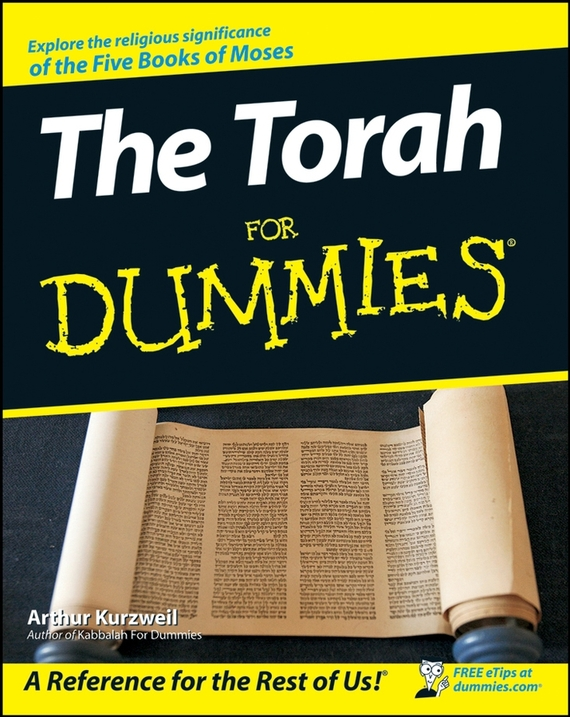Arthur Kurzweil The Torah For Dummies ISBN: 9780470283066 israel and the politics of jewish identity
