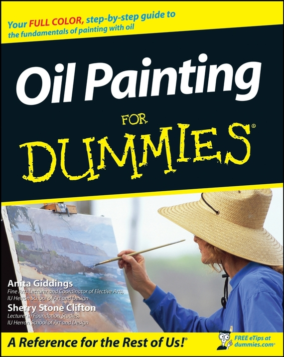 Anita Giddings Marie Oil Painting For Dummies ISBN: 9780470289273 iarts hand painted abstract color composition oil painting red 60 x 60cm