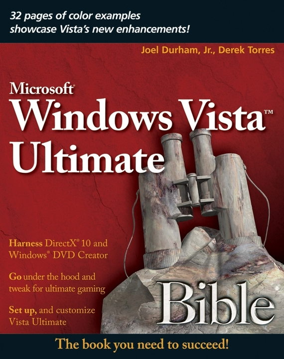 Derek  Torres Windows Vista Ultimate Bible