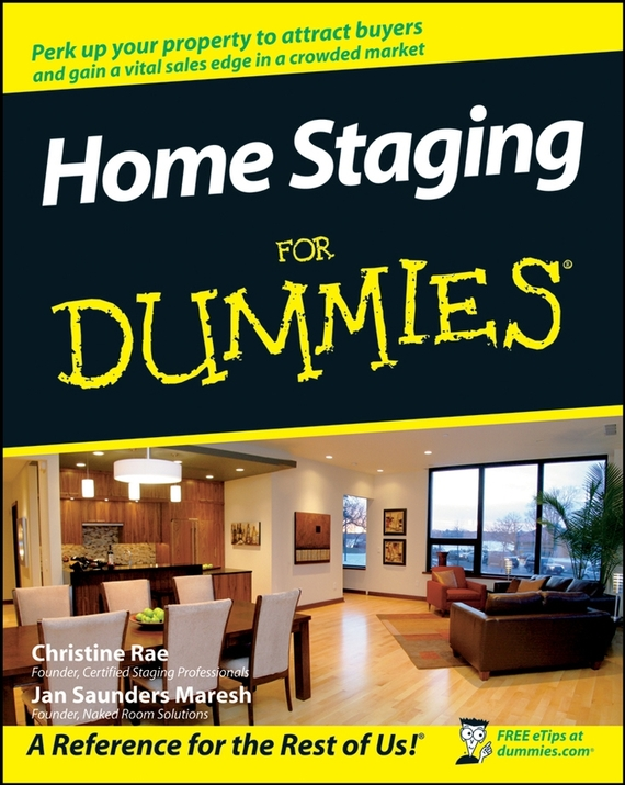 Christine Rae Home Staging For Dummies