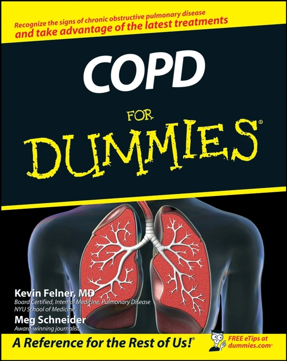 Meg  Schneider COPD For Dummies cynthia kleckner dash diet for dummies