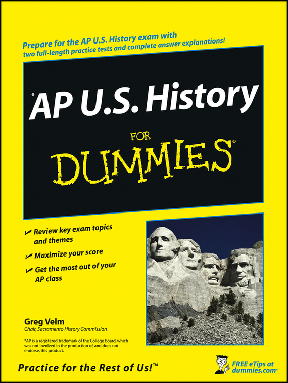 Greg  Velm AP U.S. History For Dummies bryan perrett british military history for dummies