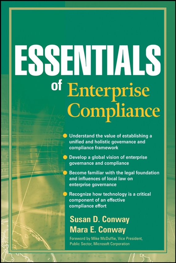 Mara Conway E. Essentials of Enterprise Compliance corporate governance and firm value