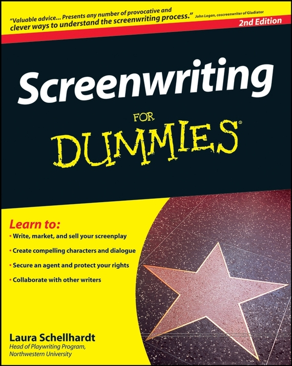Laura  Schellhardt Screenwriting For Dummies laura smith l child psychology and development for dummies