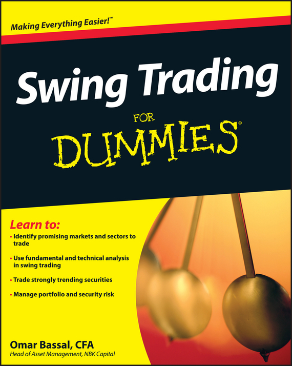 Omar CFA Bassal Swing Trading For Dummies цена