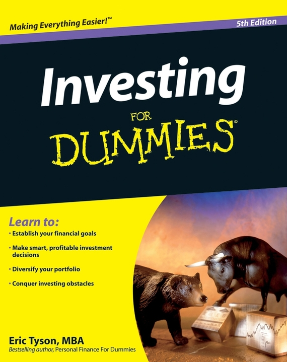 Eric  Tyson Investing For Dummies paul mladjenovic stock investing for dummies