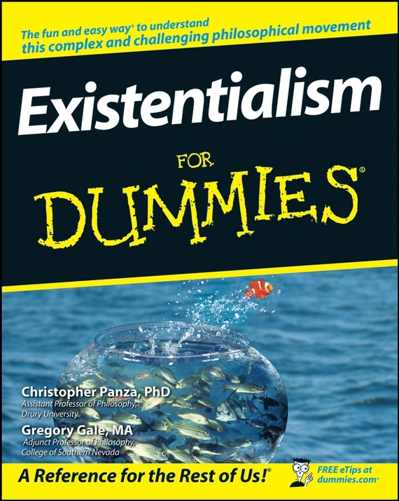 Christopher Panza Existentialism For Dummies cd iron maiden a matter of life and death