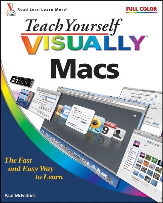 McFedries Teach Yourself VISUALLY Macs barbara boyd teach yourself visually powerpoint 2016