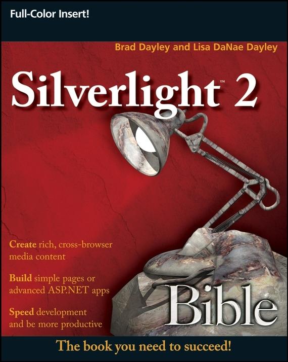 Brad  Dayley Silverlight 2 Bible palm os® programming bible