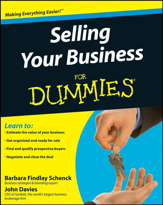 John  Davies Selling Your Business For Dummies