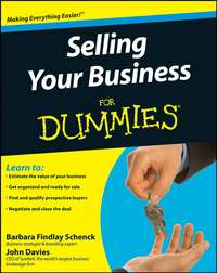 John  Davies - Selling Your Business For Dummies