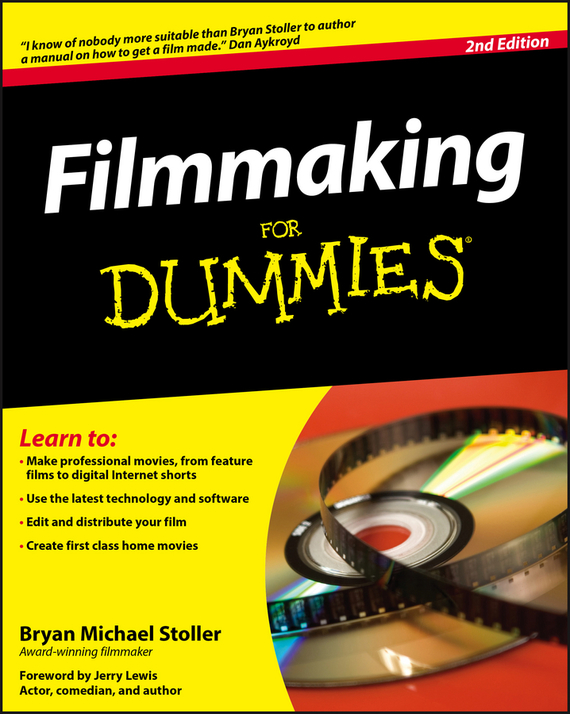 Jerry  Lewis Filmmaking For Dummies lewis segall n mergers and acquisitions a step by step legal and practical guide