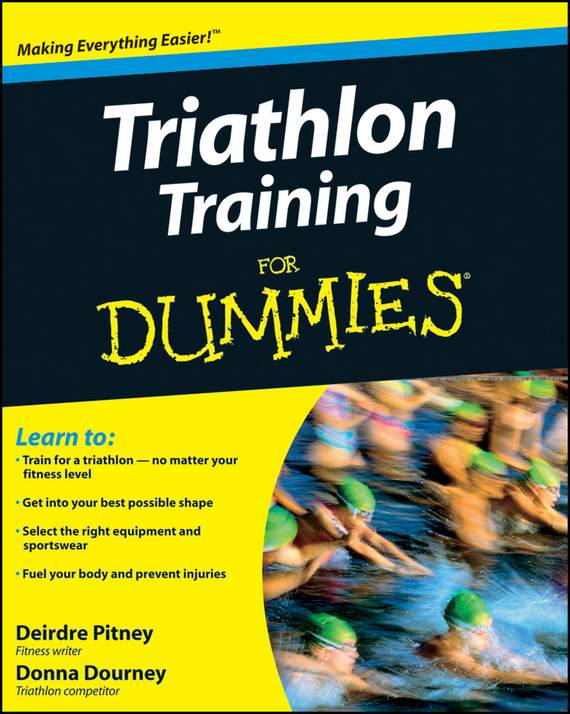 Deirdre Pitney Triathlon Training For Dummies ISBN: 9780470453018 the triathlon training book