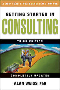 Alan  Weiss - Getting Started in Consulting